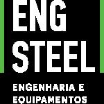Logo principal da Eng & Steel Engenharia e Equipamentos.